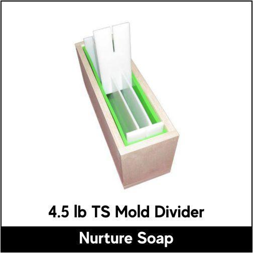 Swirl Divider for 4.5 lb TS Mold - Nurture Soap