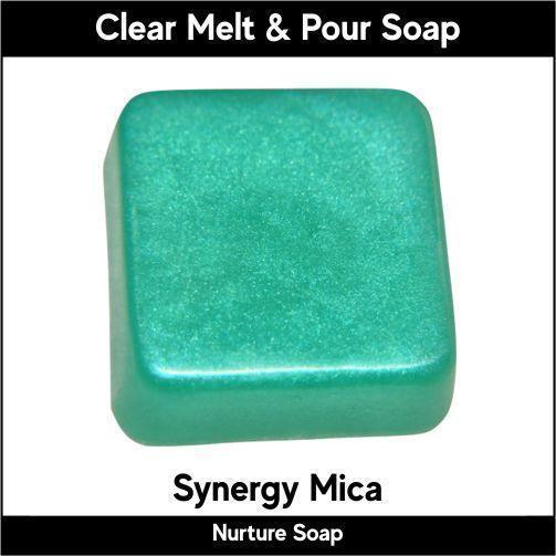 Synergy Mica in MP Soap