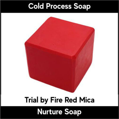 Trial by Fire Red Mica