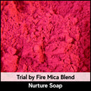Trial by Fire Red Mica Blend