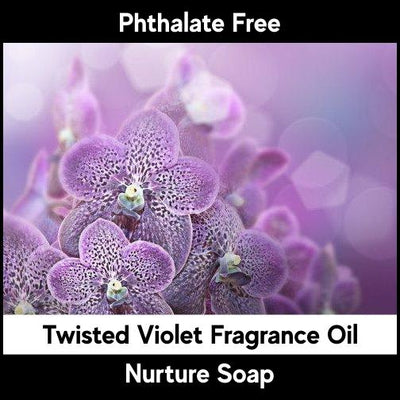 Twisted Violet-Nurture Soap