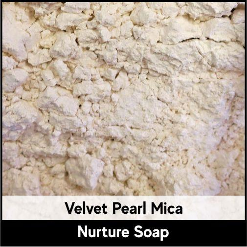 Velvet Pearl Mica-Nurture Soap Making Supplies