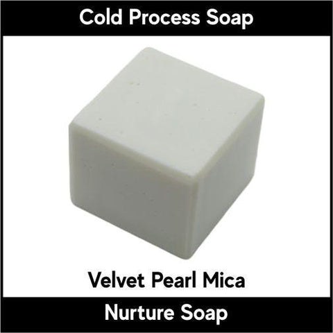 Velvet Pearl Mica Powder - Nurture Soap Inc. - 1