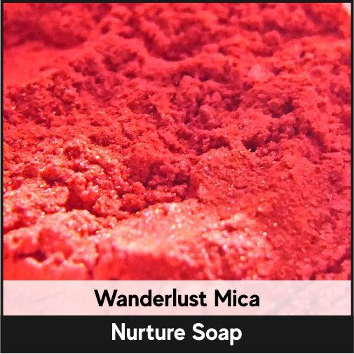 Wanderlust Mica-Nurture Soap Making Supplies