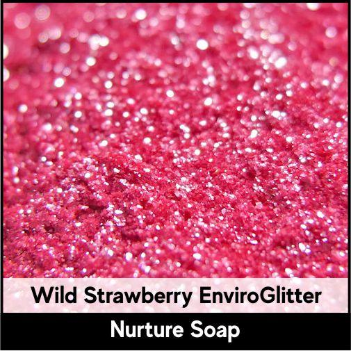 Wild Strawberry EnviroGlitter