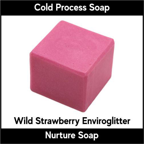 Wild Strawberry Eco-Friendy EnviroGlitter