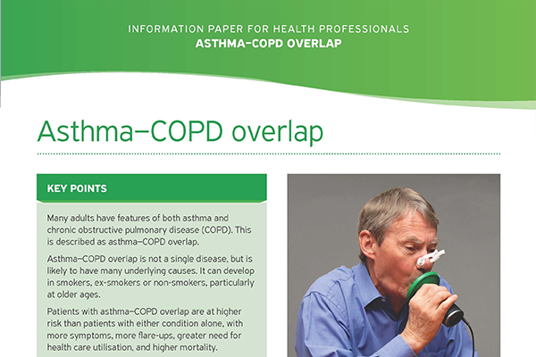 Asthma-COPD overlap information paper