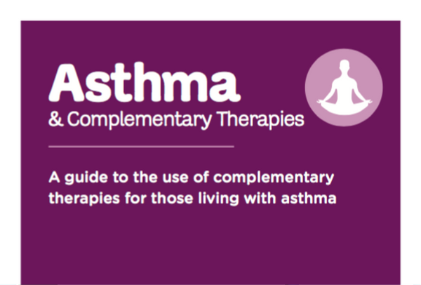 Asthma & Complementary Therapies brochure