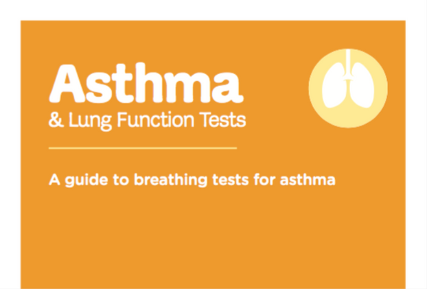 Asthma & Lung Function Tests brochure