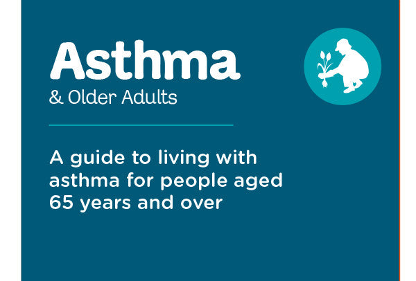 Asthma & Older Adults brochure