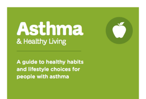 Asthma & Healthy Living brochure
