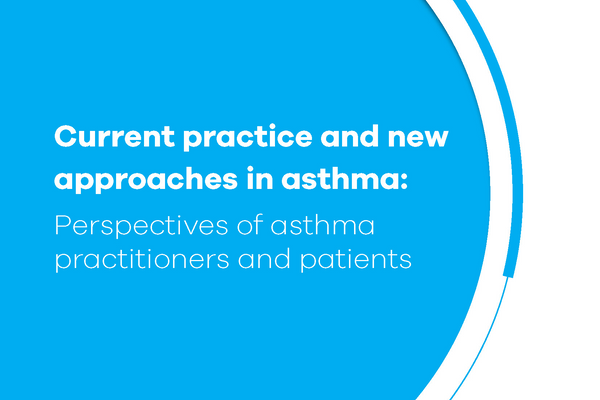 Current practice and new approaches in asthma