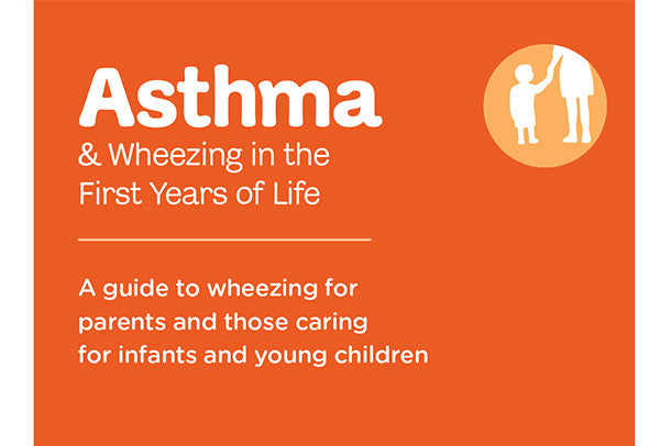 Asthma & Wheezing in the First Years of Life brochure