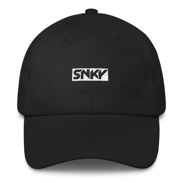 SNKY Dad Cap (Black)