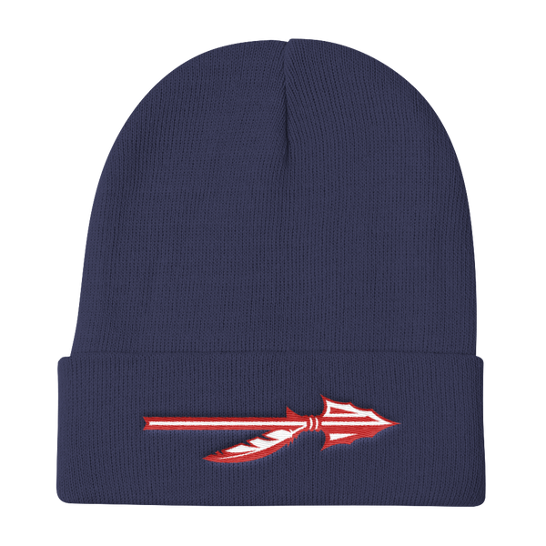 SGC Spear Knit Beanie (Navy)