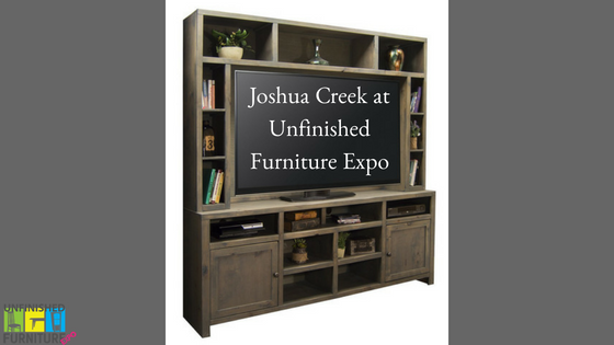 Unfinished Furniture Expo: Joshua Creek
