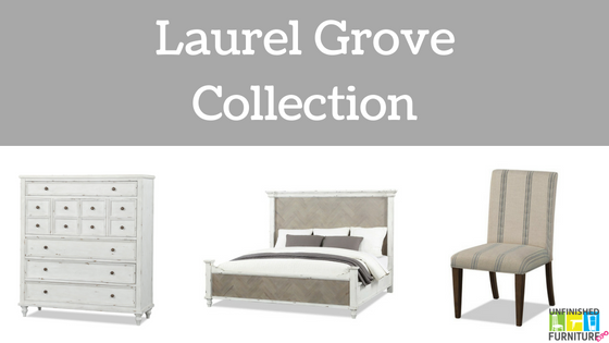 The Laurel Grove Collection at Unfinished Furniture Expo