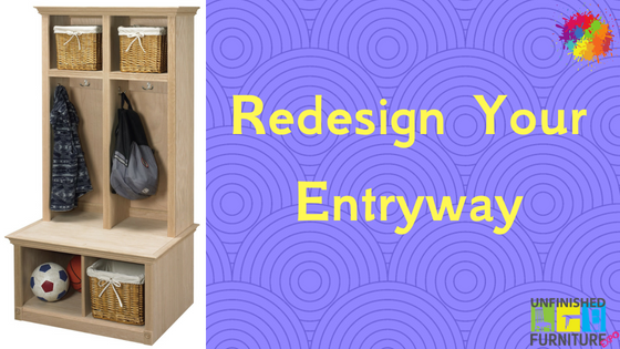 Redesign Your Entryway