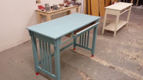 Customer photo sofa table