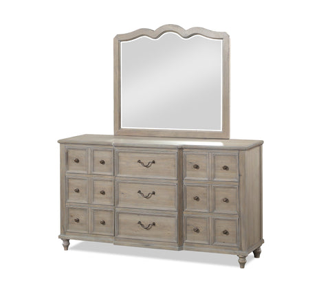 "Unfinished Furniture Expo 66"" Laurel Grove Dresser"