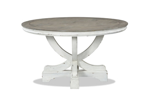 Unfinished Furniture Expo Laurel Grove Pedestal Table