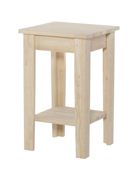 Shaker Accent Table - 24""