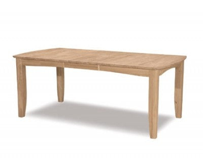 "Bow End Shaker Table - 40"" x 72"""