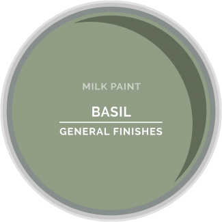 Basil Milk Paint Quart