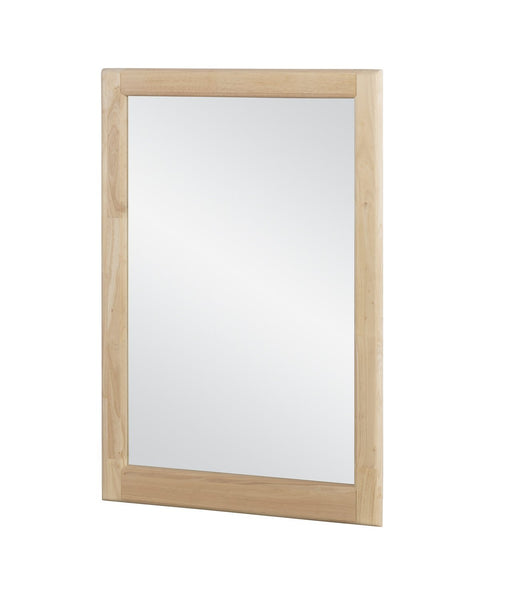 "Jamestown Hardwood Mirror - 28"" x 33"""