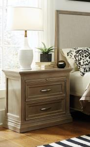"Sonoma Nightstand - 28"" (Choose Finish) - UnfinishedFurnitureExpo"