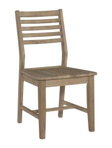 Aspen Slat Back Chairs (Choose Finish) - UnfinishedFurnitureExpo