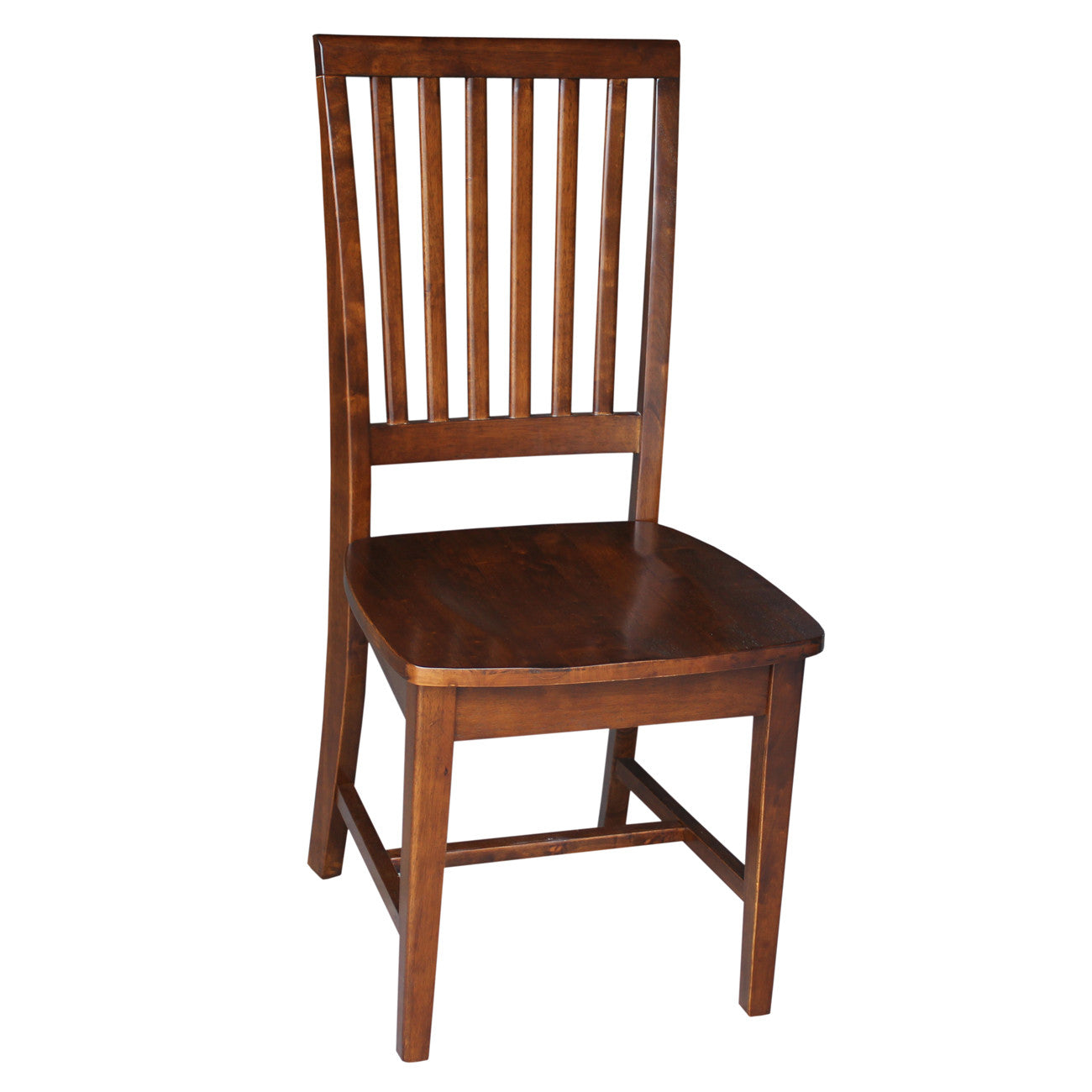 Mission Hardwood Dining Side Chair 2 Pack Free Shipping  : C581 265 from unfinishedfurnitureexpo.com size 1300 x 1300 jpeg 101kB
