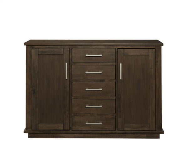 "LUXE Buffet - 52"" (Pewter) - UnfinishedFurnitureExpo"