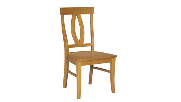 Cosmopolitan Verona Hardwood Dining Chair (2-Pack) - Aged Cherry