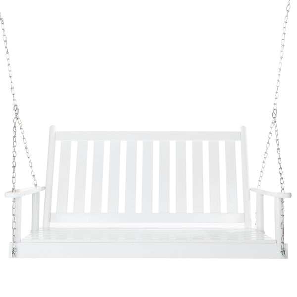 Corolla Porch Swing (Finish Options) - UnfinishedFurnitureExpo