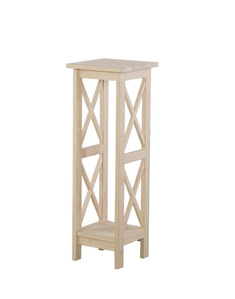 X Side Plant Stand - 36""