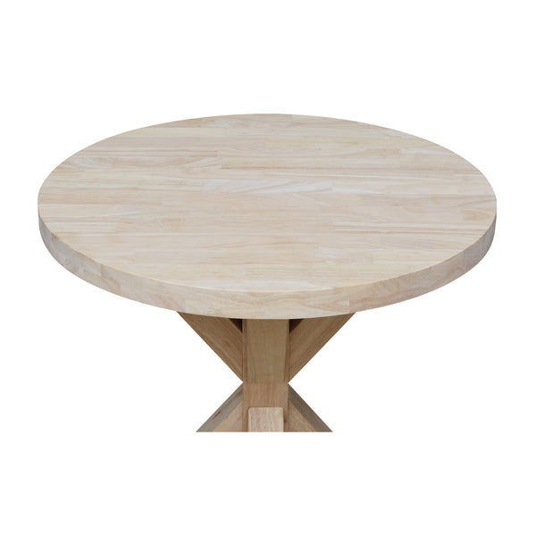 Sierra Round End Table - 26""