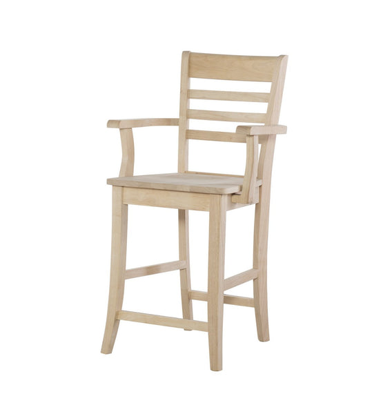 Sensational Unfinished Stools Unfinishedfurnitureexpo Machost Co Dining Chair Design Ideas Machostcouk