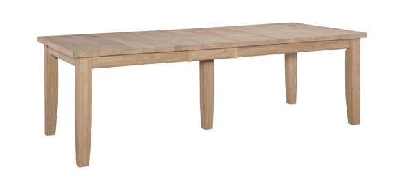 Farmhouse Extension Table (Choose Style)