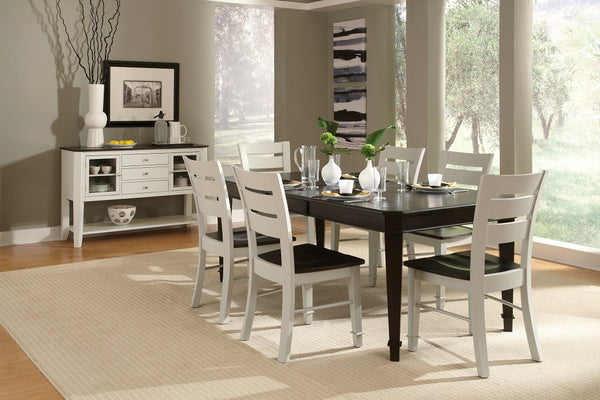 """Tuscany"" Unfinished Dining Chair - 2 Pack - UnfinishedFurnitureExpo"