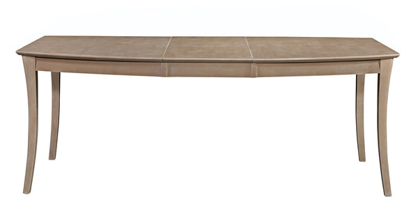 "Cosmopolitan Salerno Vineyard Boat Butterfly Extension Table - 42"" x 60"" (Finish Options) - UnfinishedFurnitureExpo"