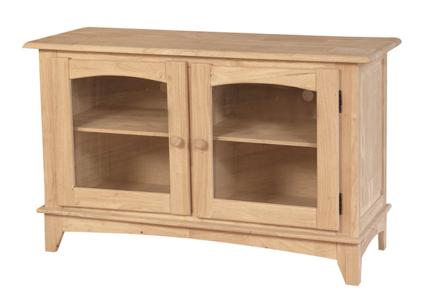 "Mission TV Stand - 48"" - UnfinishedFurnitureExpo"