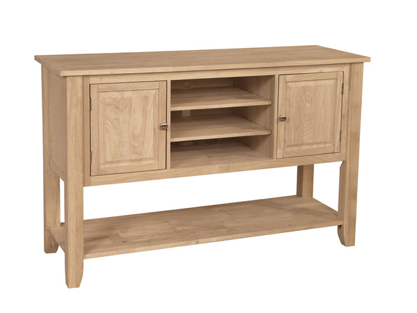 """Tenley"" 2-Door Entertainment Center"