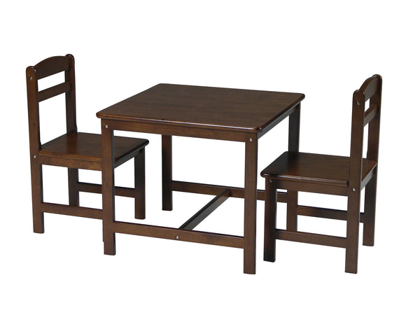 3-Piece Kid's Table & Chair Set