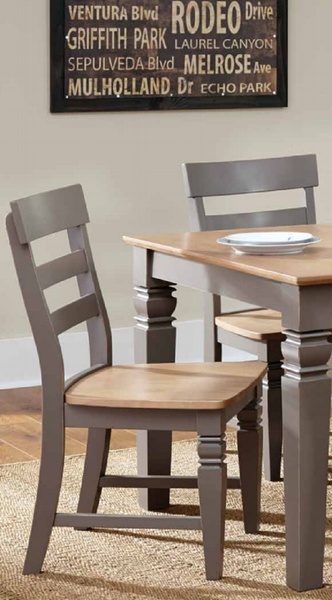 Unfinished Furniture Expo Unfinished Java Dining Chair - 2 Pack