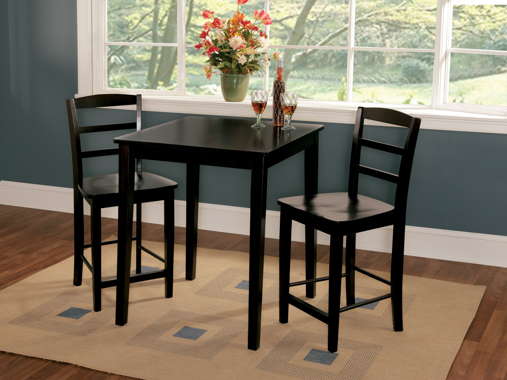 Shaker Dining Table Choose Height And Finish Free Shipping - 30 x 42 dining table
