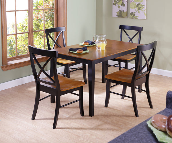 "Hardwood Shaker Dining Table - 30"" x 48"" (3 Optional Heights)"