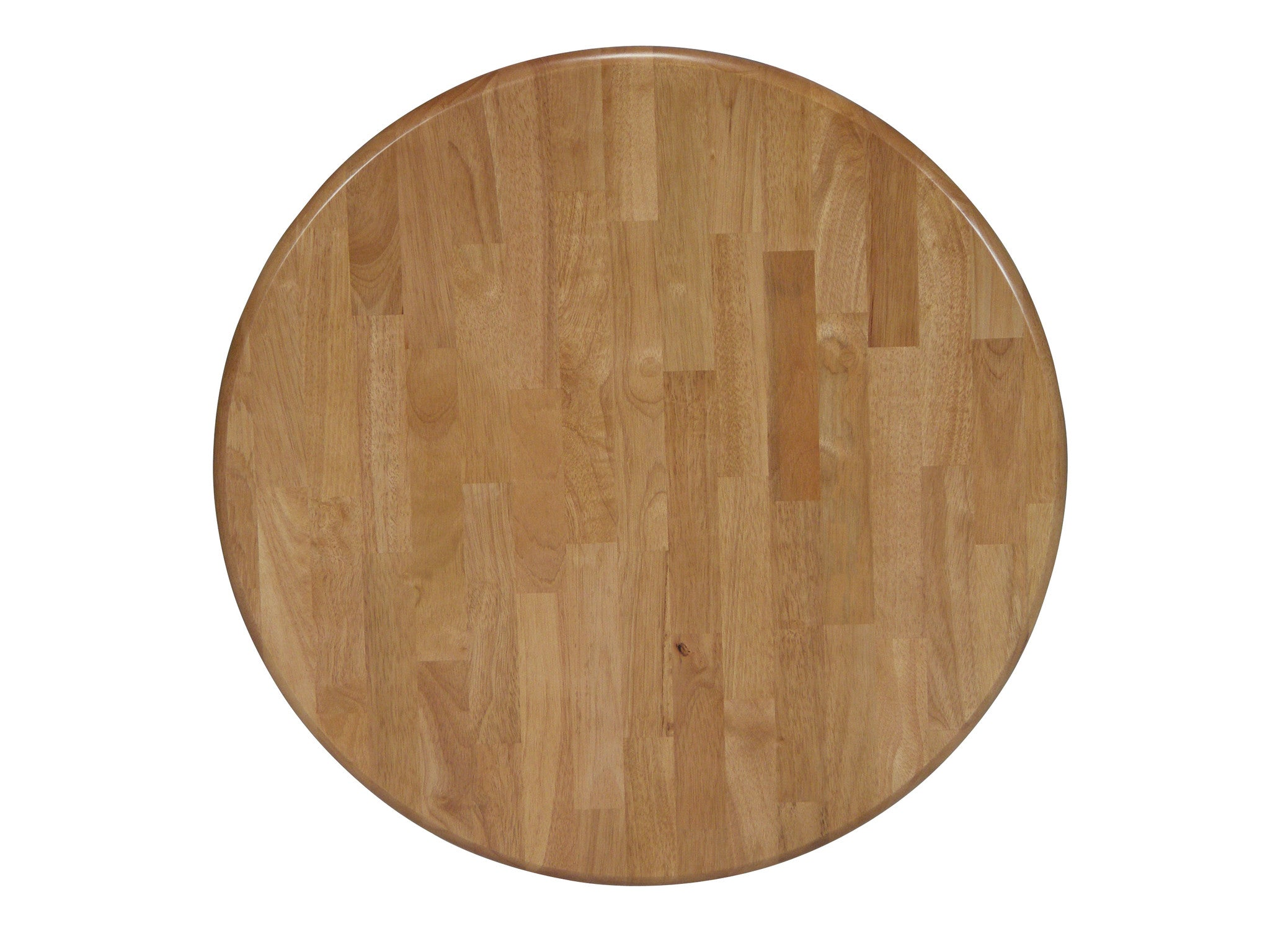 30 Quot Round Solid Hardwood Table Top Free Shipping T 30rt