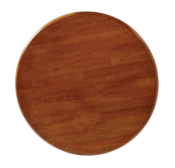 "30"" Round Solid Hardwood Table Top"