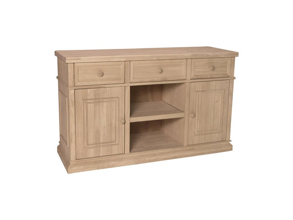 "Sturbridge Buffet - 60"" - UnfinishedFurnitureExpo"